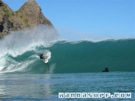 Piha - Surfing in West Coast Auckland, New Zealand ...