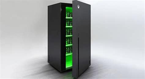 microsoft commits  xbox series  themed fridges eteknix