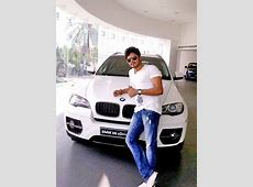 Top 11 SUPERCARS of Indian Cricketers Sreesanth