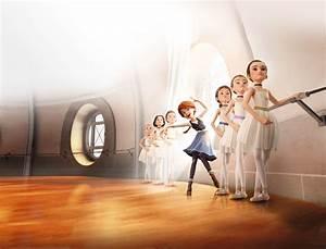 Wallpaper Ballerina  Animation  5k  Movies   4118