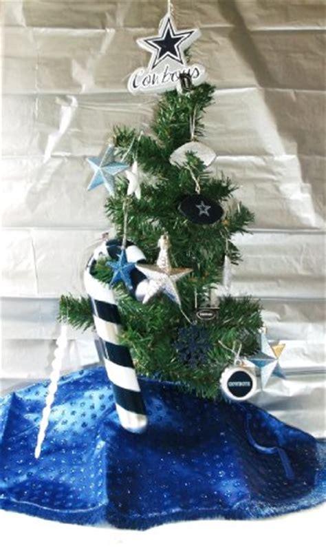 dallas cowboy christmas tree skirt 21 inch nfl dallas cowboy tree at