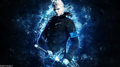 Devil may cry 5 wallpapers. DmC Devil May Cry Vergil Wallpaper by DanteArtWallpapers ...