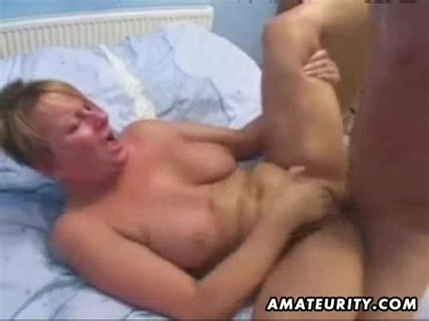 Mature Amateur Wife Homemade Anal With Facial Cumshot 2
