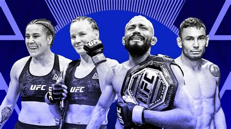 UFC 255 viewers guide - Can both flyweight champs ...