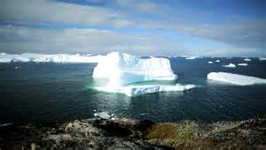 Floating Iceberg Greenland