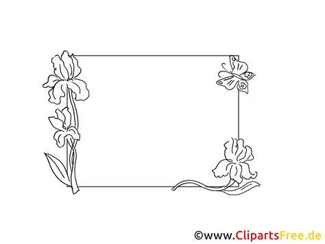 coloriage bordure fleurs idee dimage de fleur
