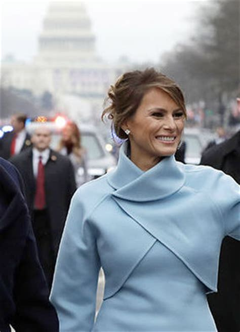 Melania Trump: How much younger is Melania than Donald Trump? | Express.co.uk
