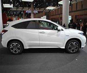 2017 Honda Hrv Release Date  Price  Changes  Review  Interior