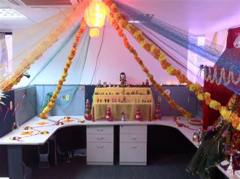 Cubicle Decoration Ideas For Diwali diwali ventimigliasindia