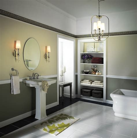 Fixtures For Small Bathrooms by 25 Best Light Fixtures For Bathroom Theydesign Net