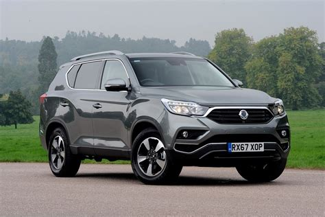 review ssangyong rexton  honest john