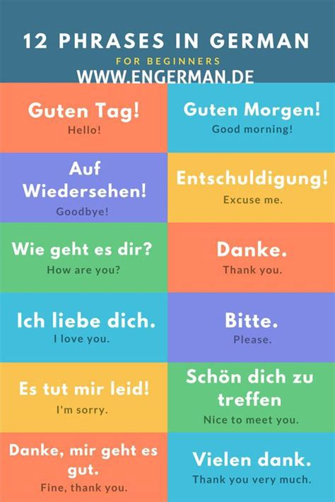 191 Best Learn German Images On Pinterest  Learn German, German Language Learning And Idioms
