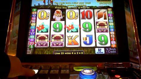 Golden Gong Slot Machine Bonus Win At Mt Airy Casino