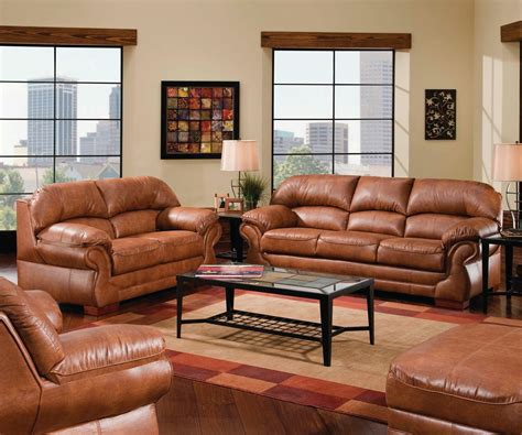 Living Room Ideas With Brown Leather Sofa by Brown Leather And How To Care Properly Traba Homes