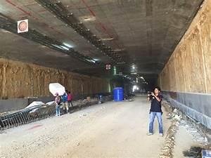 Pattaya Sukhumvit Road Tunnel Delayed