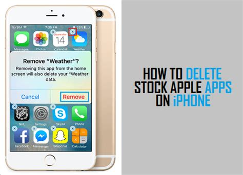 how to find deleted apps on iphone how to delete stock apps on iphone or