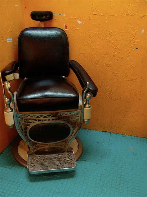 siege coiffure occasion fauteuil de barbier