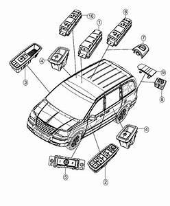 2005 Dodge Grand Caravan Liftgate Diagram