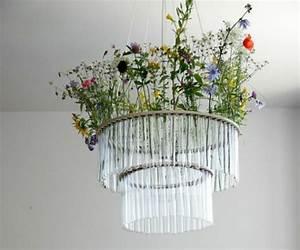 Reagenzgläser Für Blumen : lampenschirm selber machen bastelideen aus alltagsgegenst nden ~ A.2002-acura-tl-radio.info Haus und Dekorationen
