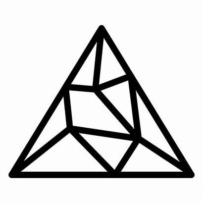 Triangle Geometric Transparent Svg Vector Vexels
