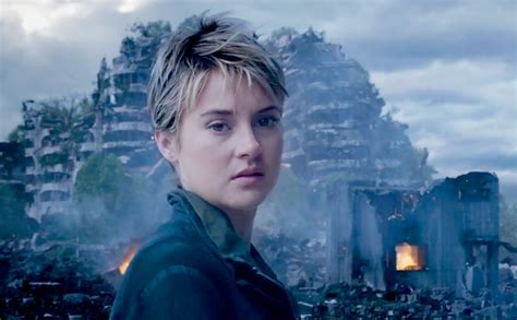 Shailene Woodley Is Back in the Final Trailer for