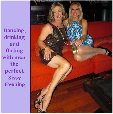 Star Tg Captions The Perfect Sissy Evening