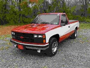 1992 Chevrolet Silverado C1500 Pickup Truck