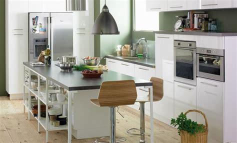 d馗oration cuisine blanche décoration cuisine blanche