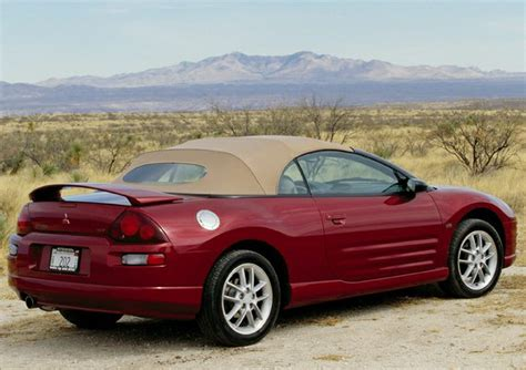Mitsubishi Eclipse Spyder 2001 by 2001 Mitsubishi Eclipse Spyder Gt 2dr Convertible Pictures