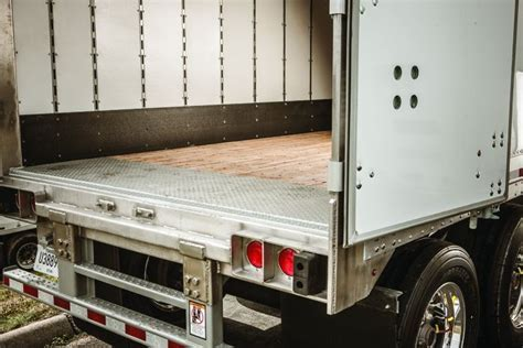 Spec'ing Trailer Doors and Floors   Equipment   Trucking Info