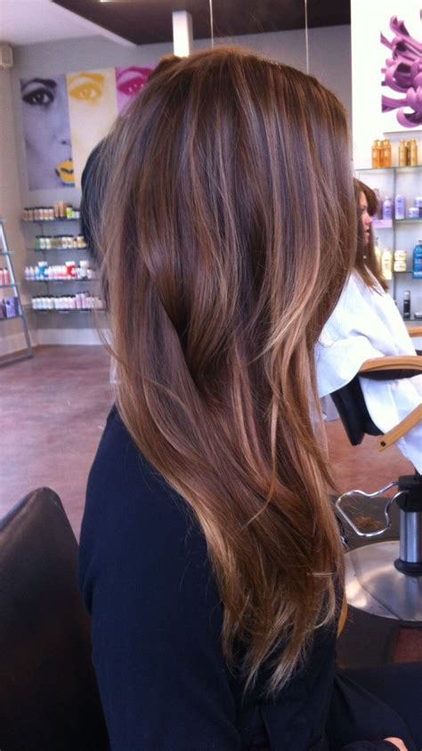 Tips For Brown Hair Color by Chocolate Brown Hair Color Ideas Nail Styling