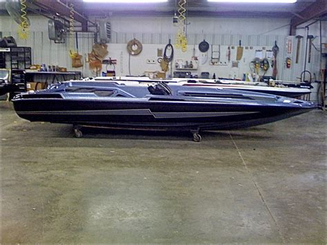 Blue Bass Cat Boats by Thanks Basscat My Pantera Iv Pics During The Build
