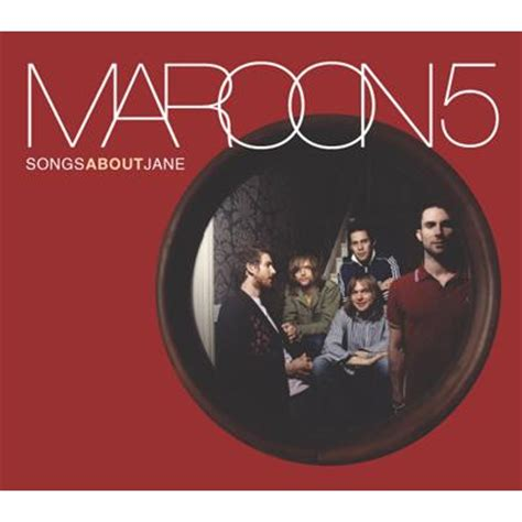 maroon 5 songs about jane songs about jane maroon 5 hmv books online bvcp 24048