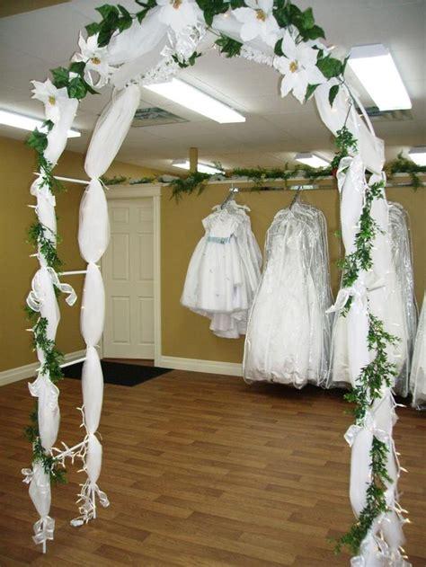 arch wedding best 25 indoor wedding arches ideas on