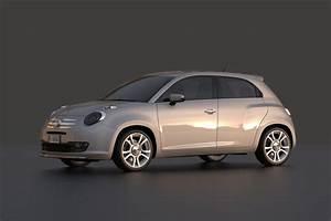 Fiat 600  Ecco L U2019ipotesi Moderna Dell U2019icona Del Boom