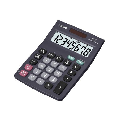 Casio Desk Calculator by Casio Desk Calculator Ms 8b