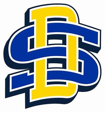 Dakota State South Jackrabbits Football University Svg