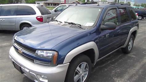 2007 Chevrolet Trailblazer Exterior, Interior And Engine