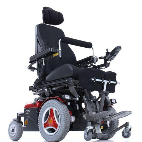 carrozzina elevabile disabili