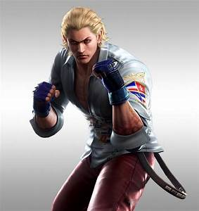 Tekken: Exclusive Steve Fox - Minitokyo