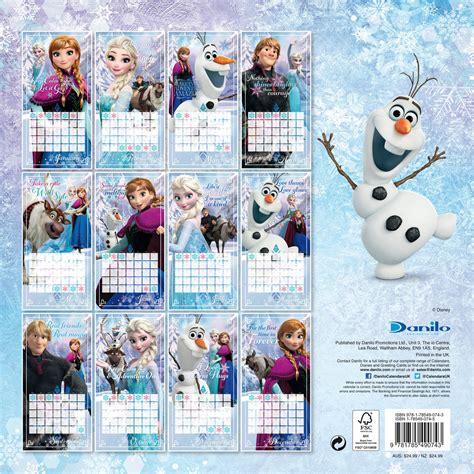 disney frozen calendars europosters
