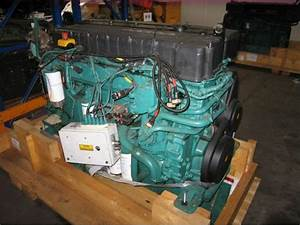 Marine Engine Volvo D12 Mh 550 Hp Second-hand 55697