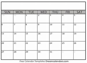 Free October 2019 Printable Calendar Templates  Pdf  Excel