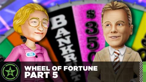 lets play wheel  fortune part   day  play