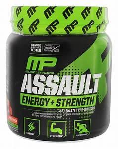 Assault Sport Series Energy   Strength Fruit Punch