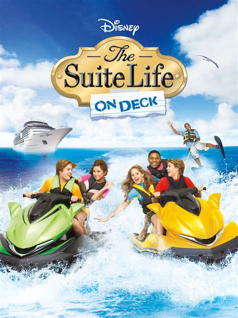 The Suite On Deck Season 3 by The Suite On Deck Tv Show News