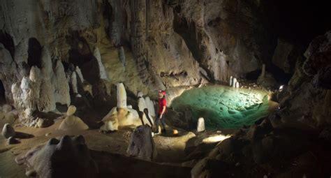lechuguilla cave carlsbad caverns national park