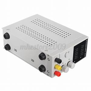 10a 30v Adjustable Switching Regulated Dc Power Supply Lcd