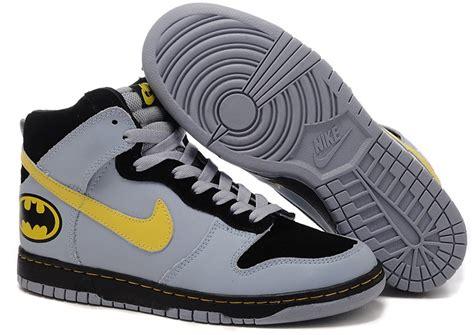 Nike Dunks Batman