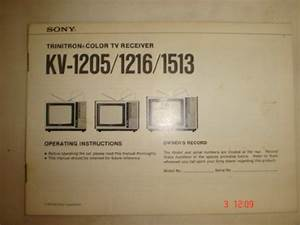 Diagrama Tv Sony Trinitron